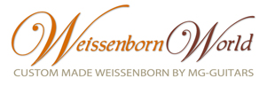 Weissenbor & Lapsteel Gitarre | Custom made Weissenborn & Lapsteel Gitarre by Michael Götz